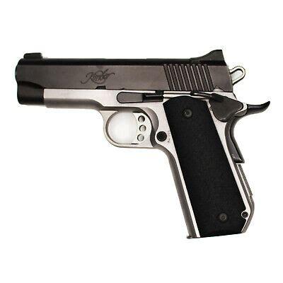 1911 Bobtail Grips Pistol Ebay