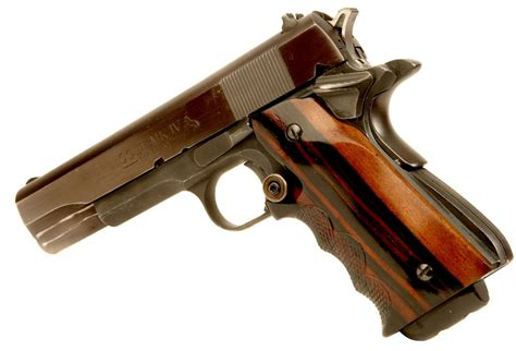 1911 Chambered In 45 Long Colt