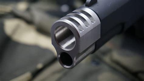 1911 Colt 45 Compensator