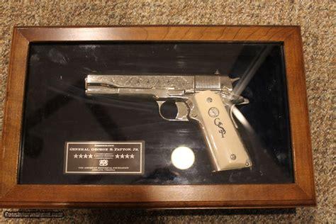 1911 Colt 45 Display Case