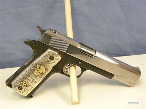 1911 Colt Custom 38 Super For Sale