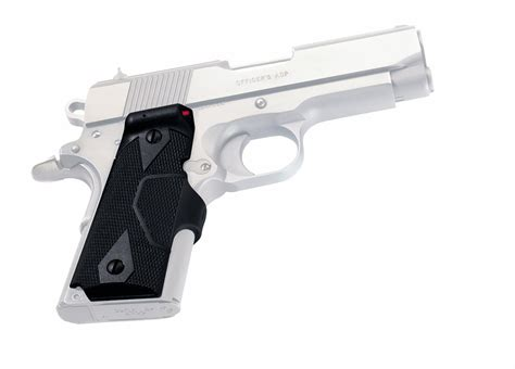 1911 COMPACT FRONT ACTIVATION LASERGRIPS 1911 Compact