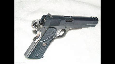 1911 G I Sight Fix