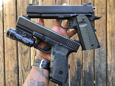 1911 Grips On Glock