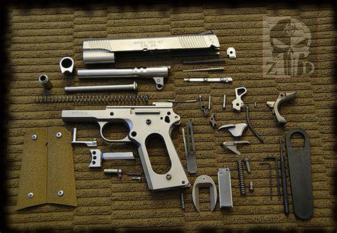 1911 Handgun Upgrades