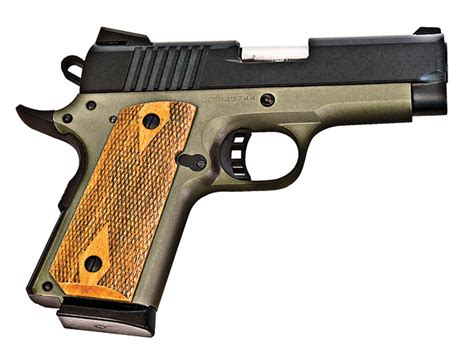 1911 Handguns For Concealed Carry