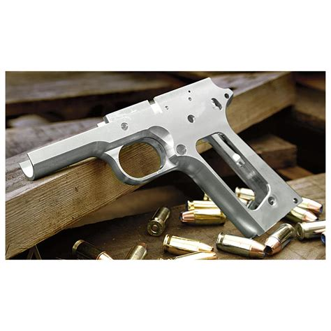 1911 Lower Receiver Parts And 45 Raptor Lower Receiver
