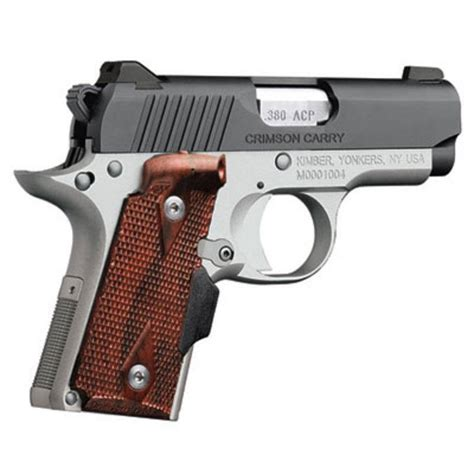 1911 Micro Crimson Carry 380 Acp 2 75in 380 Auto Ss Blue 6