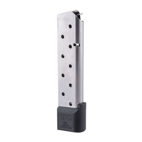 1911 Rpm Magazine 10rd 45acp Stainless Steel Brownells It