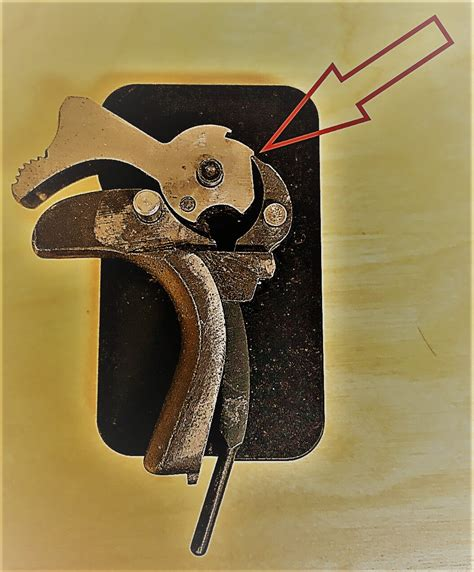 1911 Sear And Disconnetor Up Close