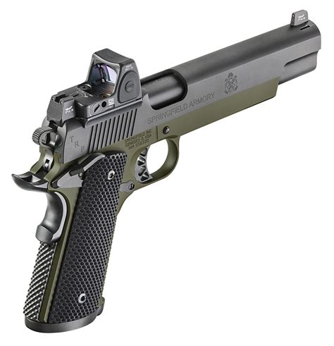 1911 Sights Red Dot