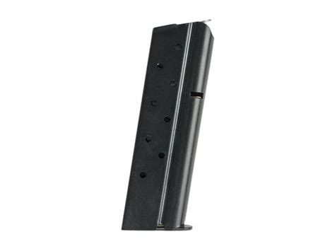 1911 Single Stack 9mm Extended Magazine And 1985 Colt Officer Lightweight 9mm