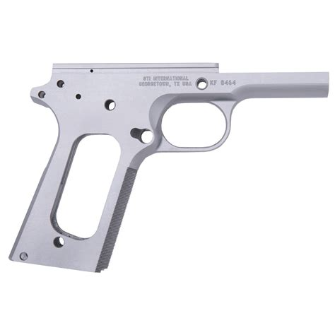 1911 SINGLE STACK FORGED RECEIVER CHECKERED Forged