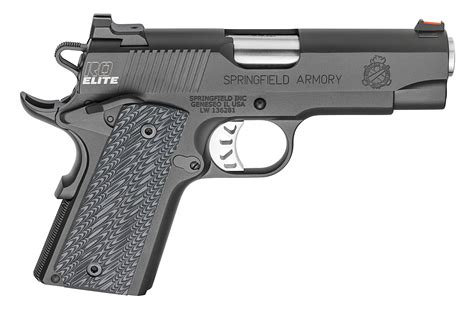 1911 Springfield Armory 9mm Cost