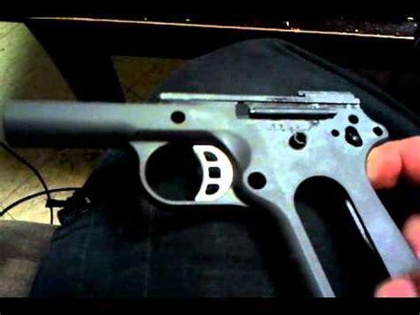 1911 Trigger Install Nighthawk Match Grade