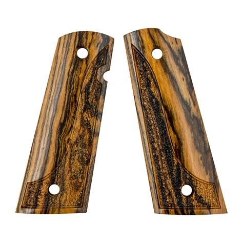 1911 Wood Grips At Brownells