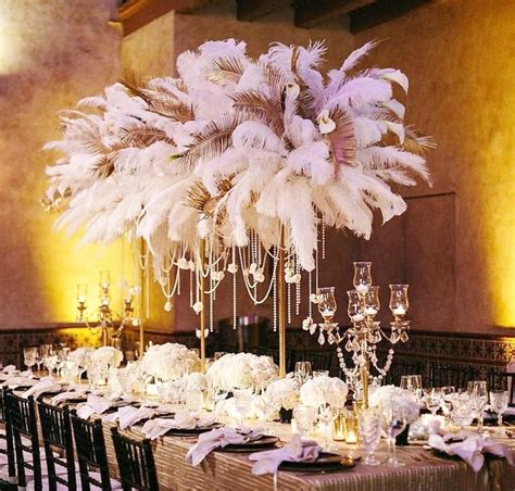 1920s-Party-Decorations-Diy-Table-Settings