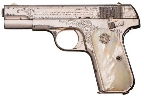 1925 Handguns