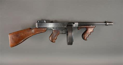 1929 Tommy Gun