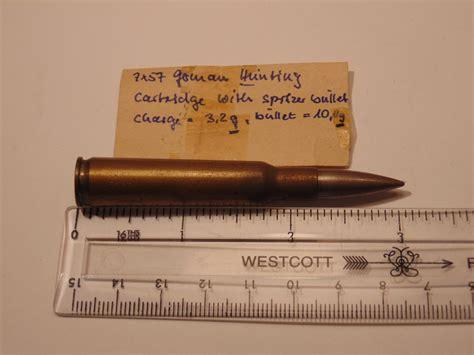 1938 7mm Ammo