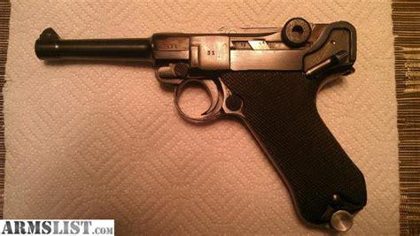 1940 German Luger 9mm