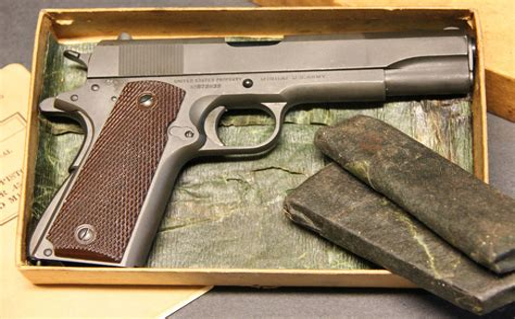 1943 Colt 1911 Military