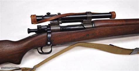 1944 Sniper Rifle U S And 270 Caliber Sniper Rifle