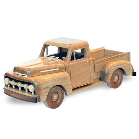 1947 Dodge Wooden Toy Truck Plans