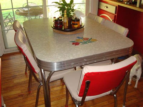 1950s Kitchen Chairs