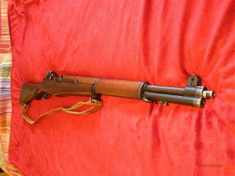 1954 Springfield M1 Garand And Americas Rifle The M1 Garand