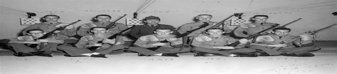 1960 Bringing Hunting Rifle To School