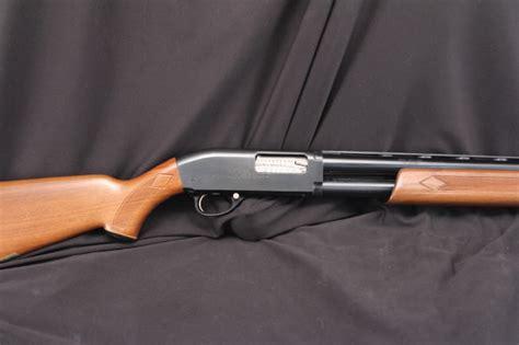 1960 Pump Action Shotgun