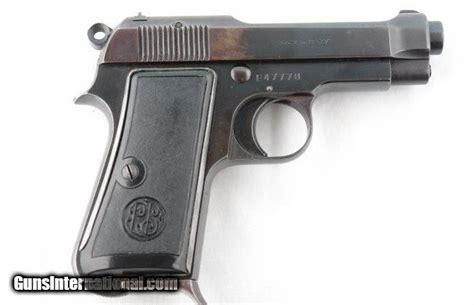 1960 S Beretta 9mm