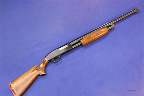 1960 S Mossberg 12 Gauge Shotgun