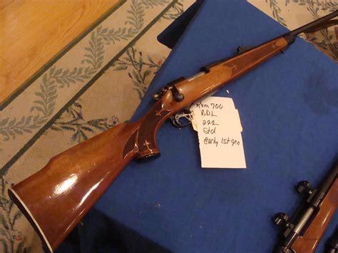 1967 Remington 700 Bdl 308