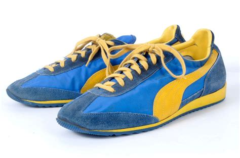 1970s Puma Sneakers