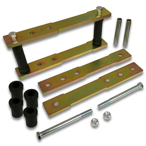 1980 Chevy Leef Spring Lift Kit