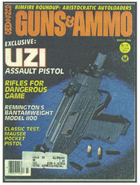 1984 Guns Ammo Advertised A Book Called Assault Firearms