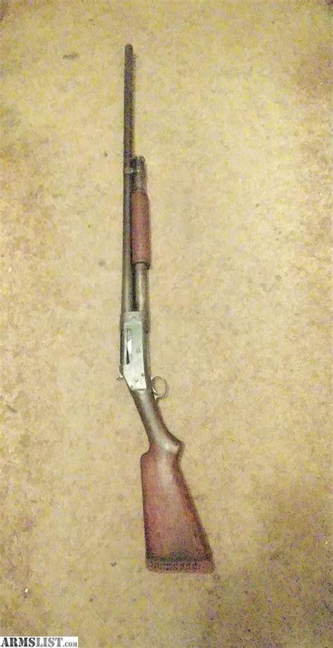 1987 Winchester Pump Shotgun