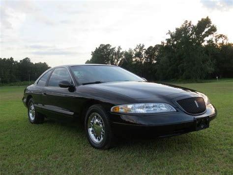 1998 Lincoln Mark Viii Vortex