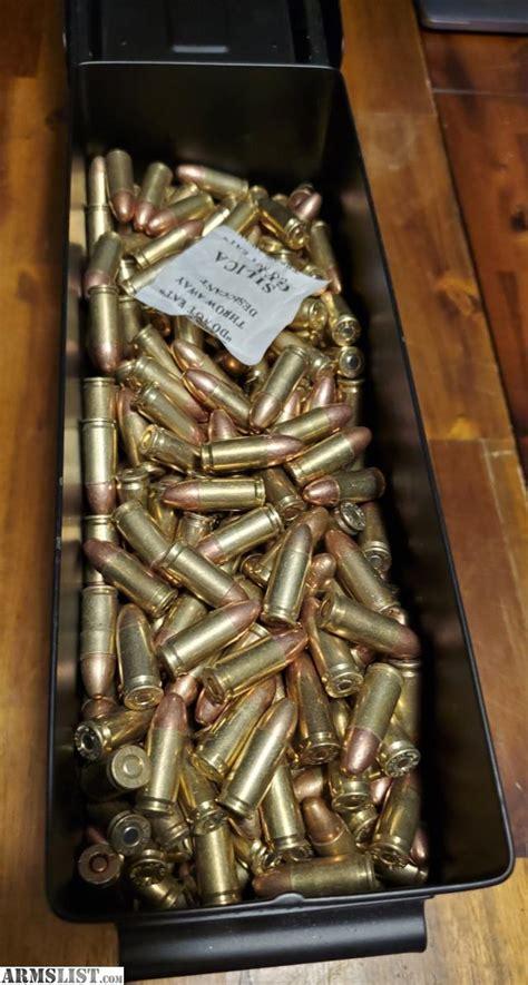 1k 9mm Ammo