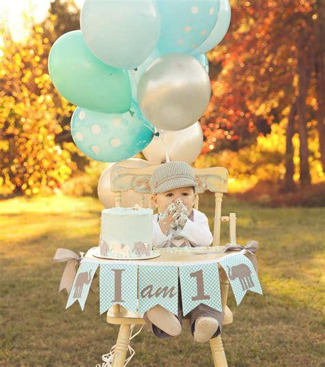 1st Birthday Ideas for Boys