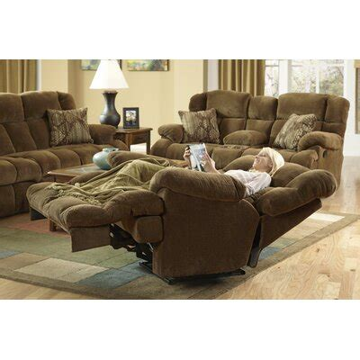 1x Super Comfort Recliner Chaise