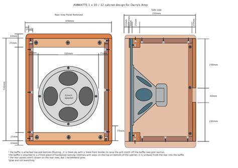 1x12-Guitar-Cabinet-Plans