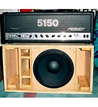 1x12 Ported Guitar Cabinet Plans