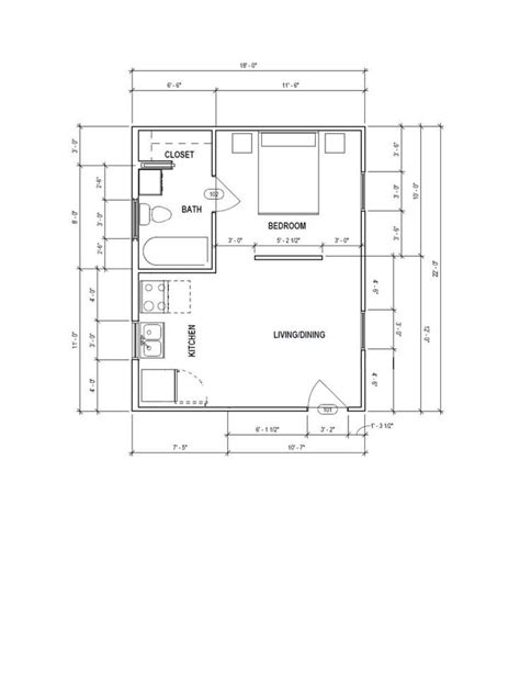 2 Car Garage Conversion Floor Plans