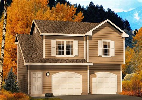 2 Car Garage Frog Plans For Houses