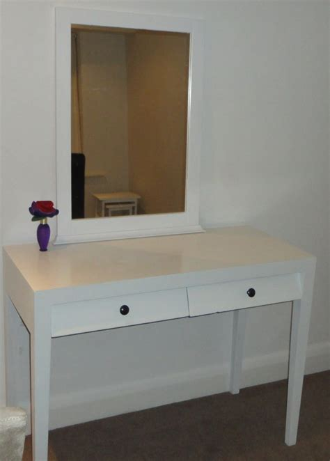 2 Dressers DIY Dressing Table