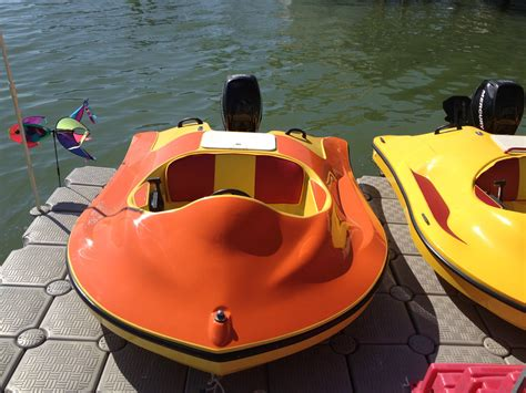 2 Seater Boat Plans