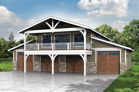 2 Story House Plans With Garage On Bottom
